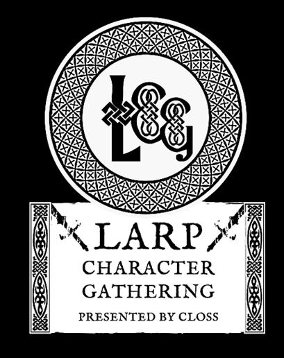 LARP キャラクター ギャザリング/LARP CHARACTER GATHERING